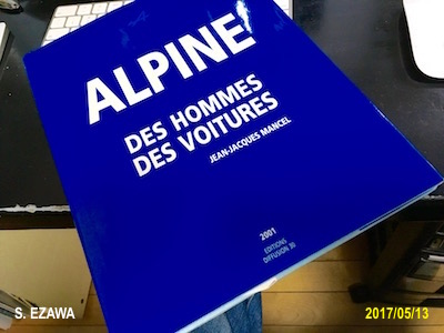 20170513 Alpine Book