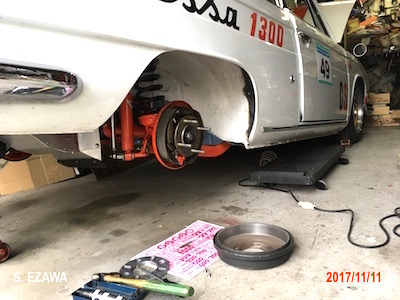 20171111 Checking Underbody