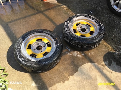 20190502 Routine Maint Tires